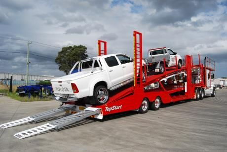 Specializing in manufacturing, sale and repair car carriers and semi-trailers, the Top Start Trailers also offer trailers for hire. We design trailers which are durable, safe and efficient.