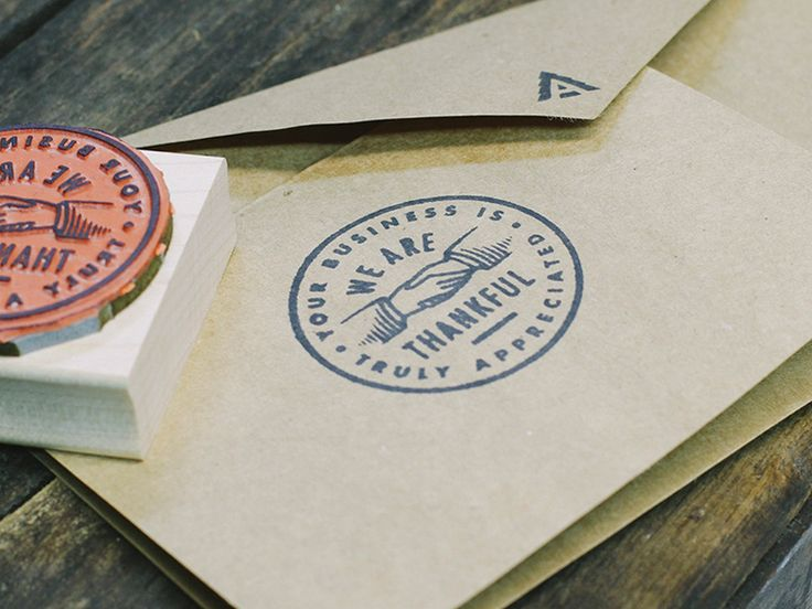 Stamp Logo Design Inspiration