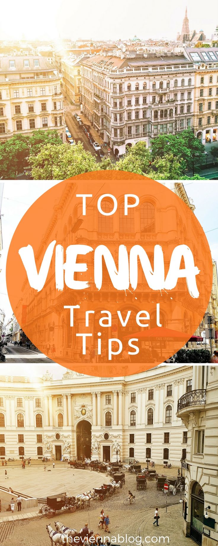 VIENNA TRAVEL GUIDE & TIPS
