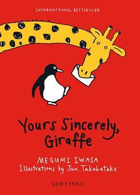 One of my #readathon reads this time around was the delightful, quirky Yours Sincerely, Giraffe  by Megumi Isawa. When my eyes were getting ...