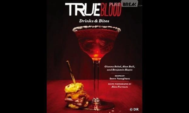 """""""True Blood"""" : un livre de recettes et de cocktails pour fêter la saison 6"""