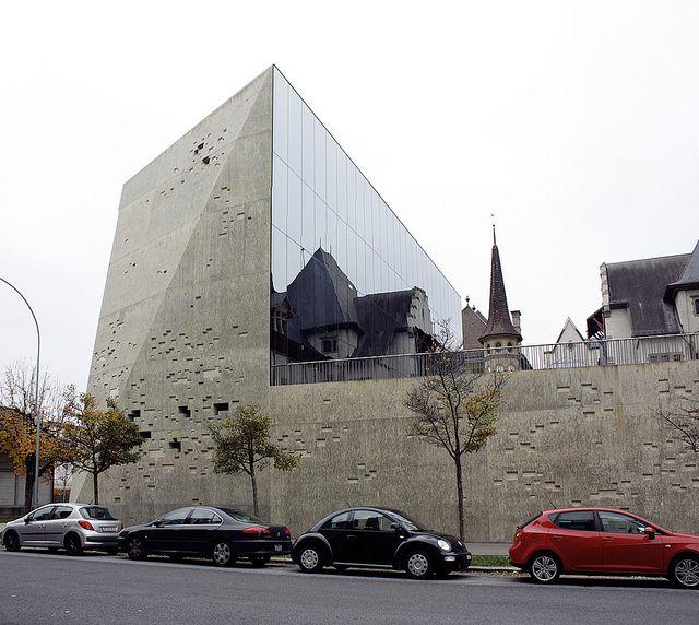 Historical Museum Bern (aka KUBUS/TITAN, 2009) in Bern, Switzerland by :mlzd, photographed by Trevor Patt