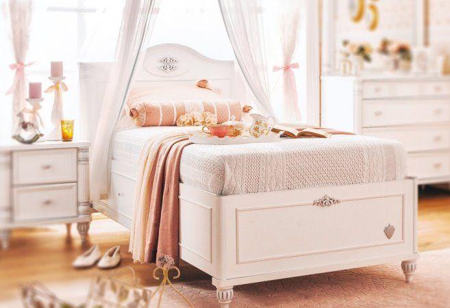 Παιδικό κρεβάτι μπαούλο RO-1705