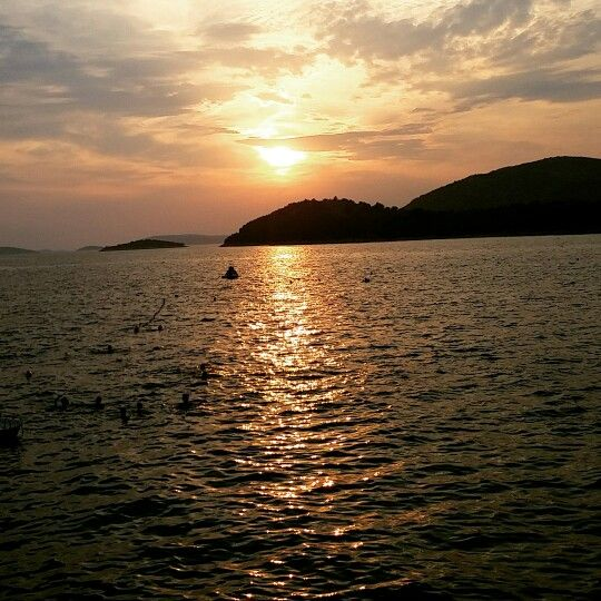 Sea, Dalmacja, Croatia