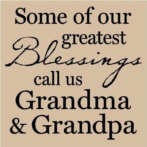 Short paragraph on My Grandparents