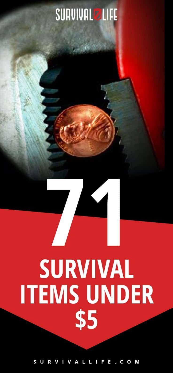 Survival Items | 71 Survival Items Under $5.00 #SurvivalSkillsThoughts