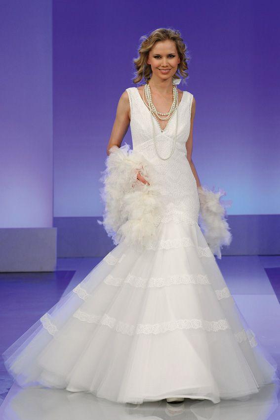 Mejores 60 imágenes de Wedding dresses en Pinterest | Bodas, Traje ...