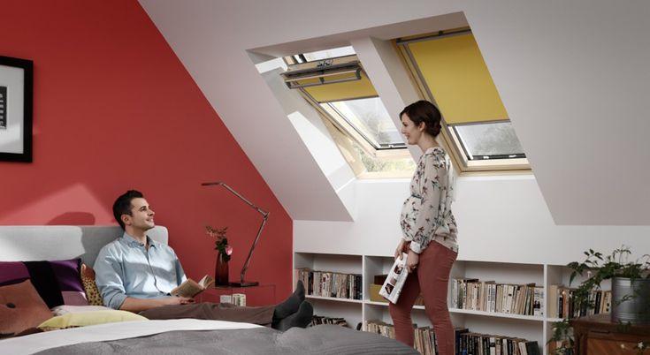 De slaapkamer | Inspiratie en tips van VELUX voor uw slaapkamer