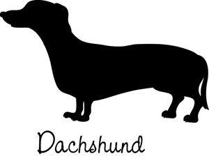 Weiner Dog Clip Art Dachshund