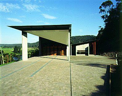 Boyd Education Center. Riversdale, Australia. 1999. Glenn Murcutt