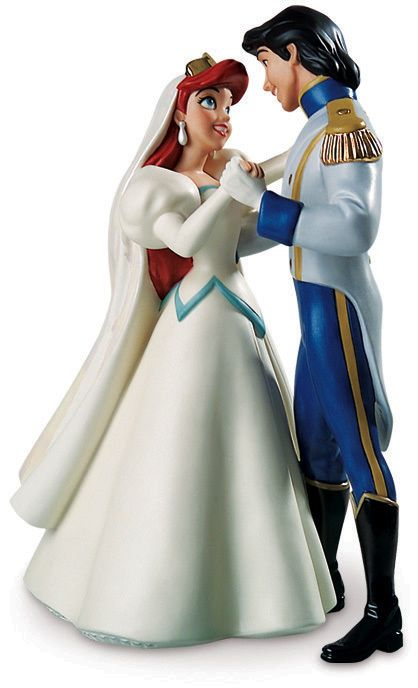 little mermaid and prince eric wedding cake topper 1000 images about all things disney on disney 16909