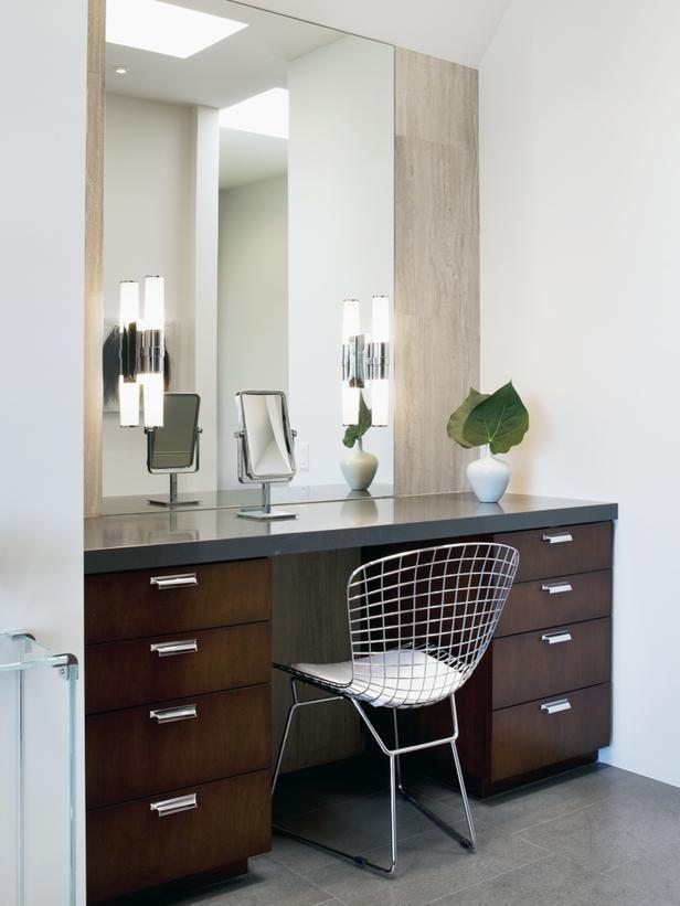 Makeup Vanity In Bathroom 118 best makeup table / vanity images on pinterest | dresser