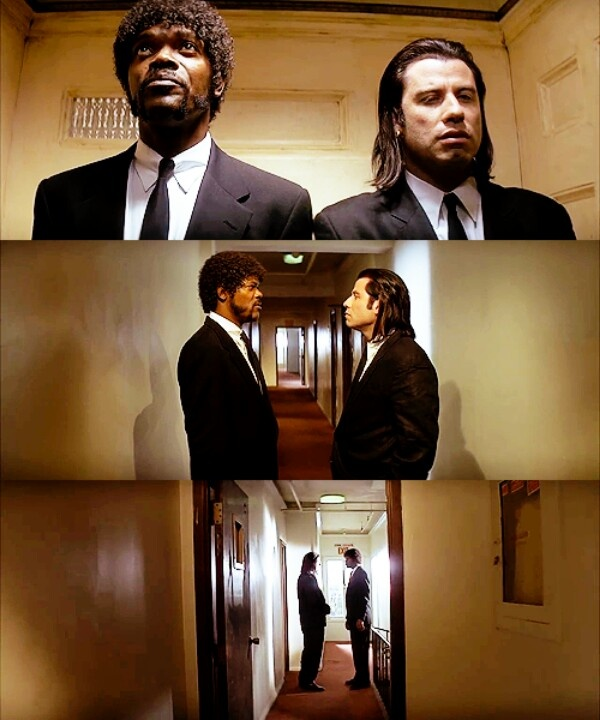 "Pulp Fiction - ""Don't be tellin' me about foot massages. I'm the foot fuckin' master."