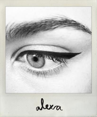 alexa chung makeup tips, lisa eldridge, organic makeup, natural makeup, sante co…