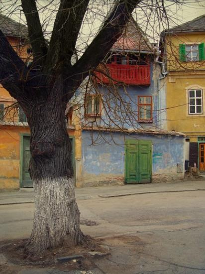 Oleg Tishkovets - Sibiu. March. 2004