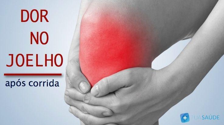7 passos para combater a dor no joelho após a corrida