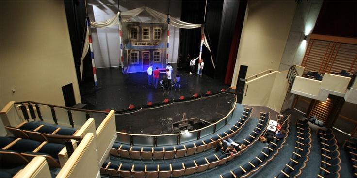 The Killy Theatre in the TGB Centre