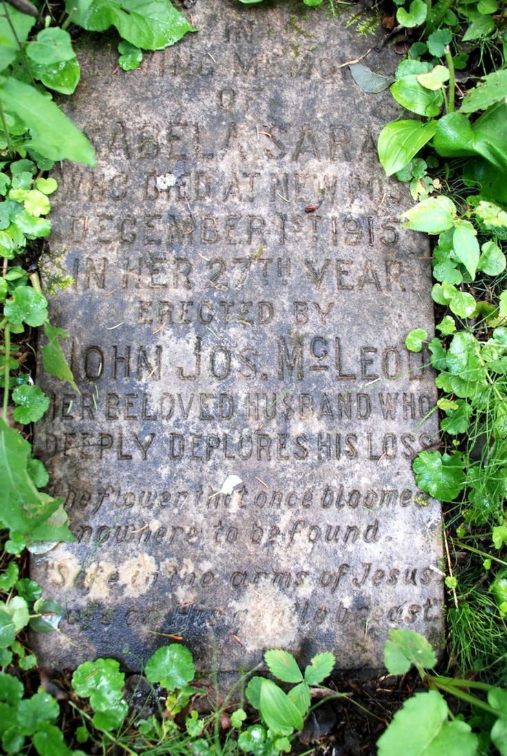 Hudson's Bay Company History - The Abandoned Cemetery | Northern Ontario Travel