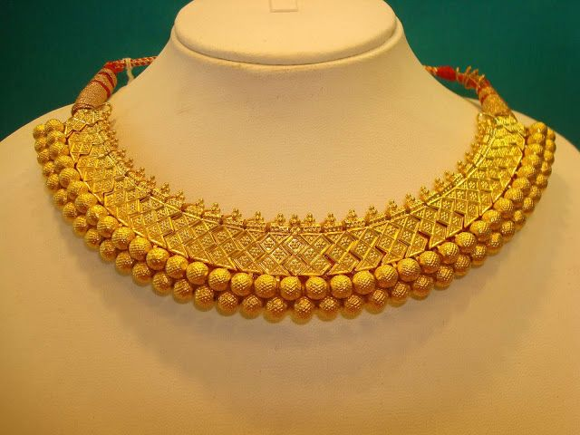 Maharashtrian Wedding Bridal Jewelry