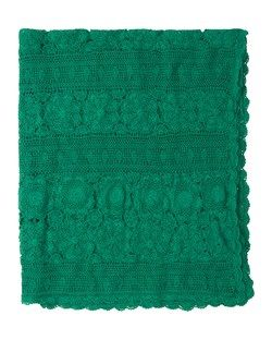 Emerald Green Throw from Toast