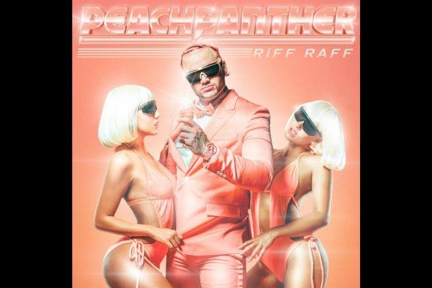 Riff Raff, <i>Peach Panther</i>