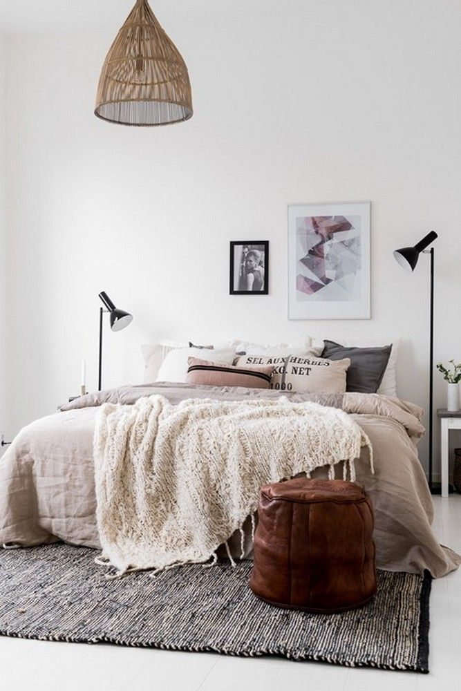 sol blanc ou sol noir bedroom apartment bedroom decor home rh pinterest com pinterest bedroom ideas pink and grey pinterest bedroom ideas grey