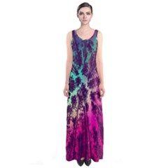 Just A Stargazer Sleeveless Maxi Dress