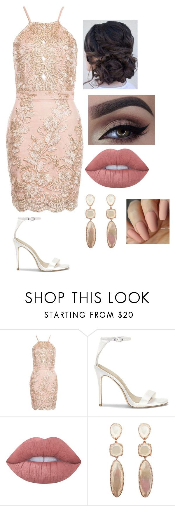 """Untitled #99"" by magali03garcia on Polyvore featuring Dorothy Perkins and Lime Crime"