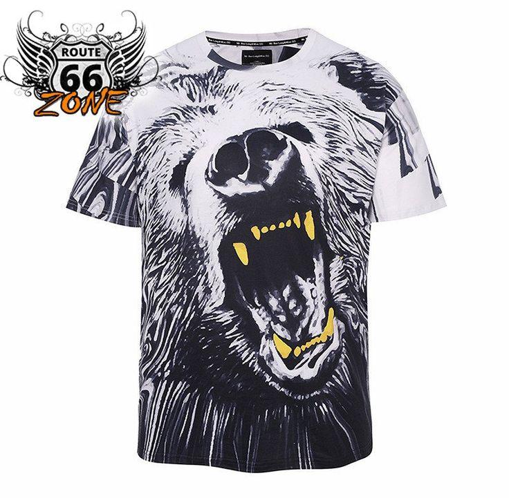 Grizzly Bear Men's Tshirt