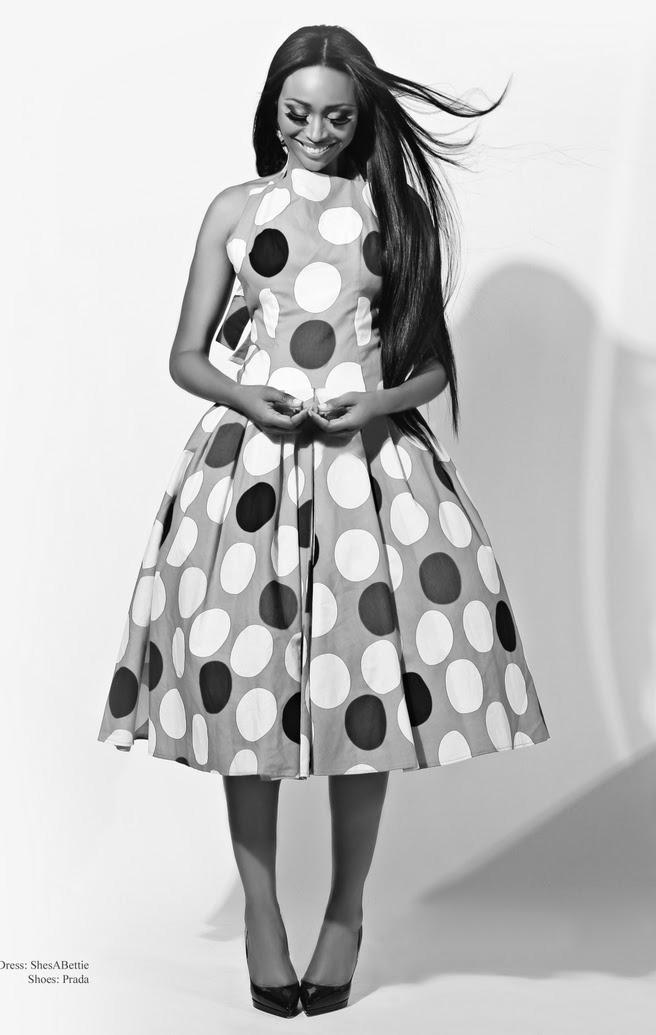 Cynthia Bailey, former fashion model, businesswoman