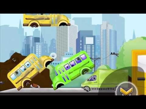 Машинки car мультики / башня из машинок / мультик для детей автовоз