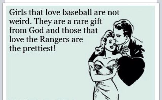 Texas Rangers ❤️⚾️