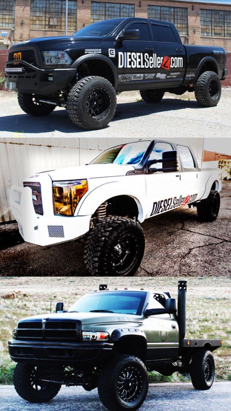 Diesel Brothers Ford Raptor >> Diesel Brothers | trucks :) | Pinterest | Diesel brothers, Diesel trucks and Biggest truck