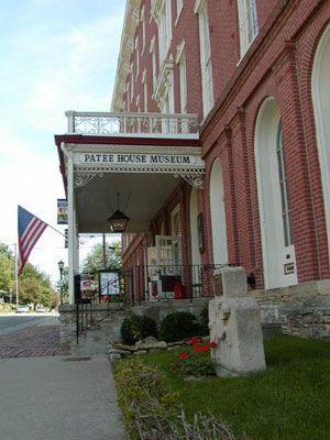 13 Weirdest Museums in Missouri  11.Patee House Museum, St. Joseph