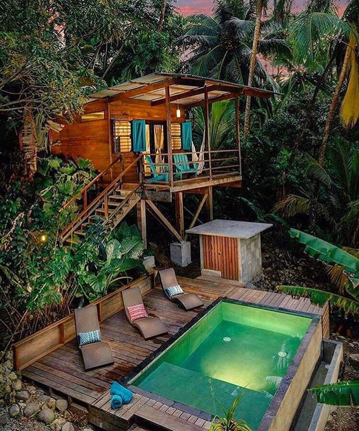 opulentmondeIt's about time to pack your bags,how close is Panama to Colombia.http://bit.ly/2rqJAn9  #travel #with #bae #secluded #location