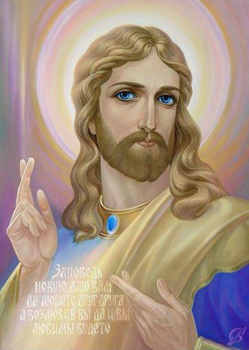 Jesus by Vladimir Suvorov