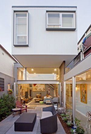 Stanmore House - Bennett Murada Architects