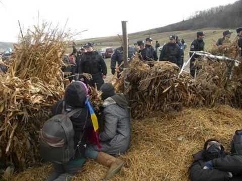 Pungesti 2013 - Razboiul statului roman contra Romaniei - YouTube