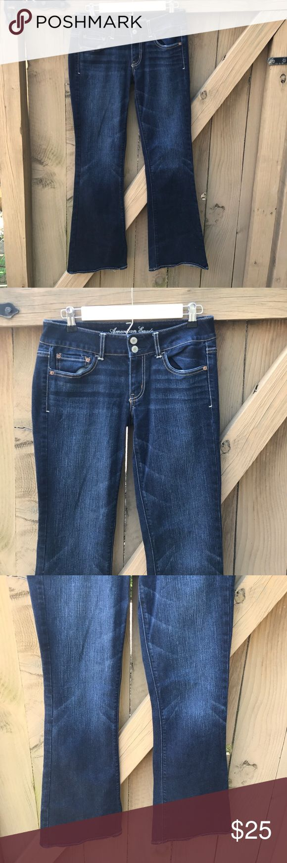 American Eagle size 8 regular artist jeans American Eagle size 8 regular artist jeans: location: B3 American Eagle Outfitters Jeans Boot Cut
