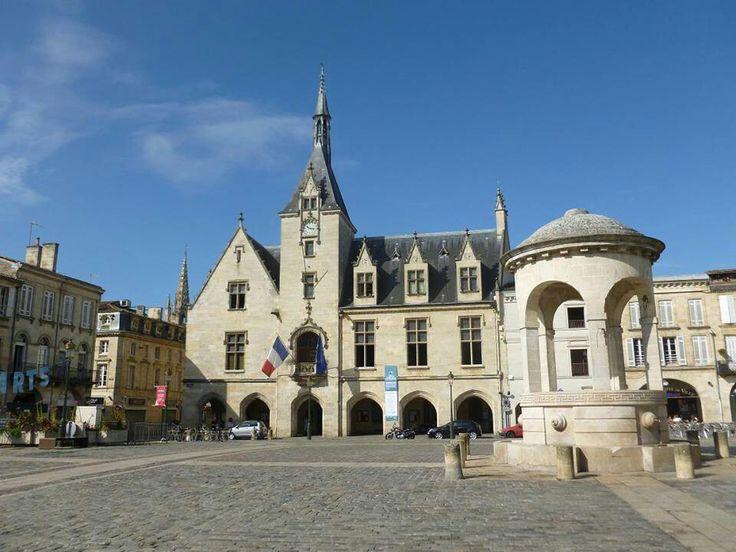 Bastide de Libourne  Aquitaine  France