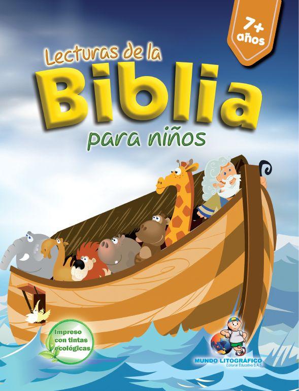 Libros para niños cristianos - Imagui