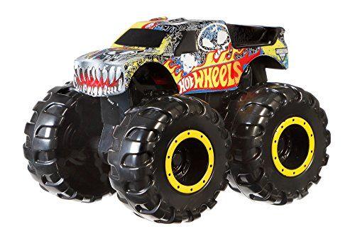 Hot Wheels Monster Jam Trucks Hot Wheels…