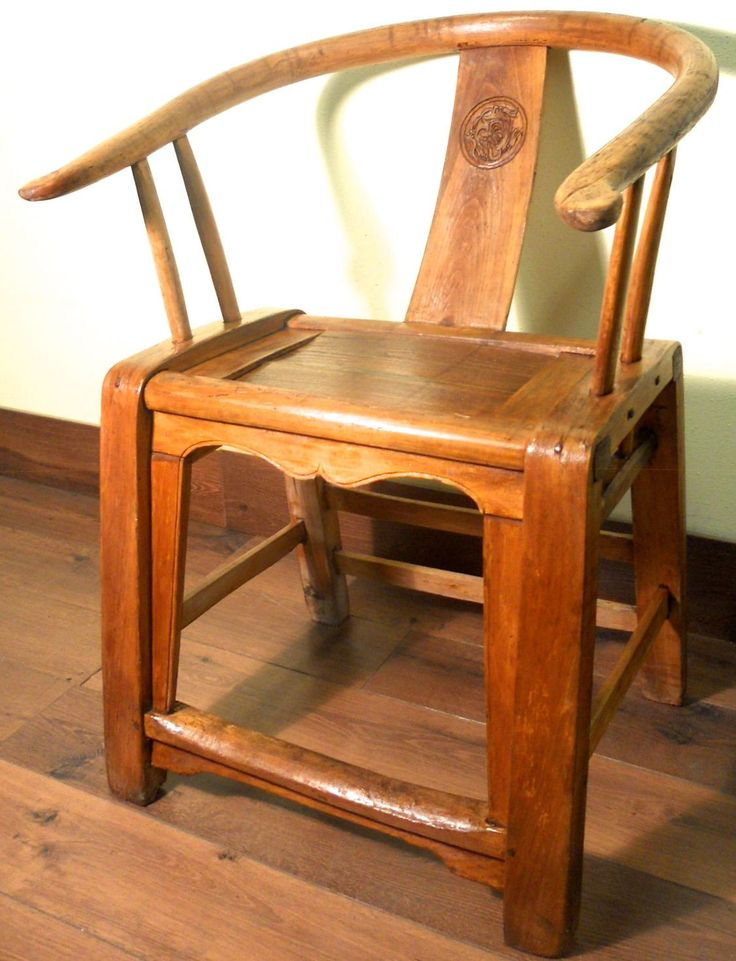 This Authentic Antique Chinese Arm Chair is handcrafted in elegant Ming  style. The arm and the back of the chair is carved with one single plank of  wood. - 218 Best Antique Chinese High Back Chairs/Arm Chairs Images On
