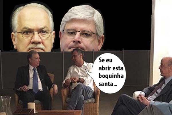 O que explica Aécio Neves estar solto?