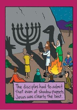 Radical Reformation Fan: Hilarious Christian Cartoons