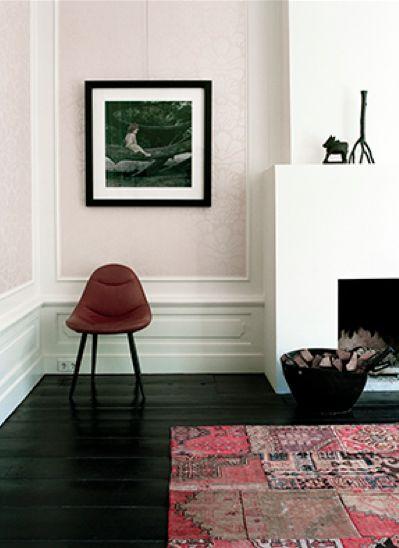 Floors Design best 25+ black wood floors ideas on pinterest | black hardwood