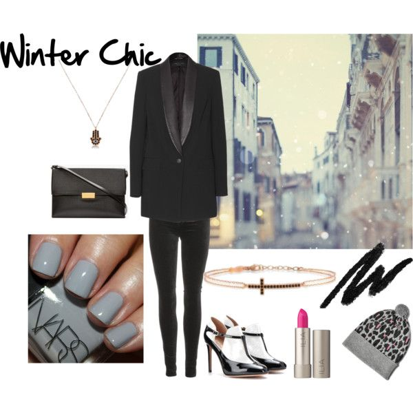 """Winter Chic, Kurshuni"" by susie1971 on Polyvore"