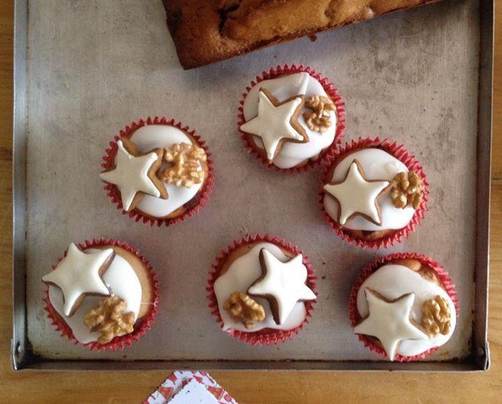 Muffins festivos