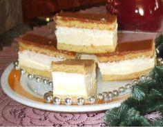 Nagyon finom, Karamellás krémes süti, el lehet veszni egy-egy falatban, de tényleg! - MindenegybenBlog