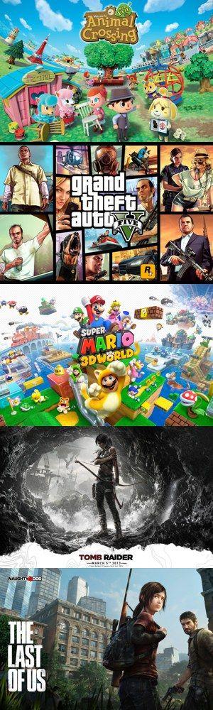 I cinque migliori videogiochi del 2014 secondo i nostri lettori